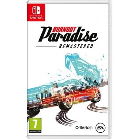 Игра Burnout Paradise Remastered (Nintendo Switch, Английская версия)