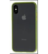 LikGus Tpu Case для iPhone XS Max Green