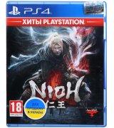Игра Nioh - Хиты PlayStation (PS4, Русские субтитры)