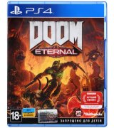 Игра DOOM Eternal (PS4, Русская версия)