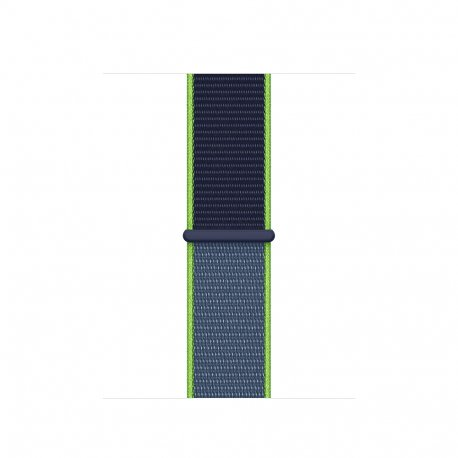 Ремешок Sport Loop Band для Apple Watch 38/40mm Neon Lime Sport Loop (MXMP2ZM/A)