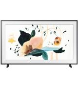 """Телевiзор Samsung Frame Smart Tizen QLED 4K 32"""" Black (QE32LS03TBKXUA)"""