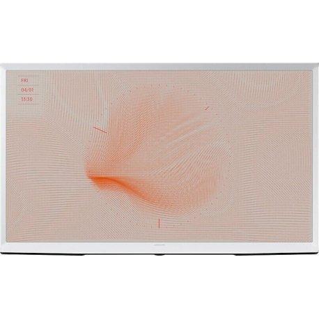 """Телевизор Samsung Serif Tizen Smart QLED 4K 43"""" White (QE43LS01RAUXUA)"""