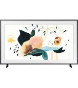 """Телевизор Samsung Frame Smart Tizen QLED 4K 43"""" Black (QE43LS03TAUXUA)"""