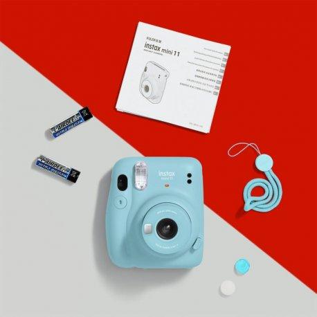 Камера моментальной печати Fujifilm Instax Mini 11 Blue (16654956)
