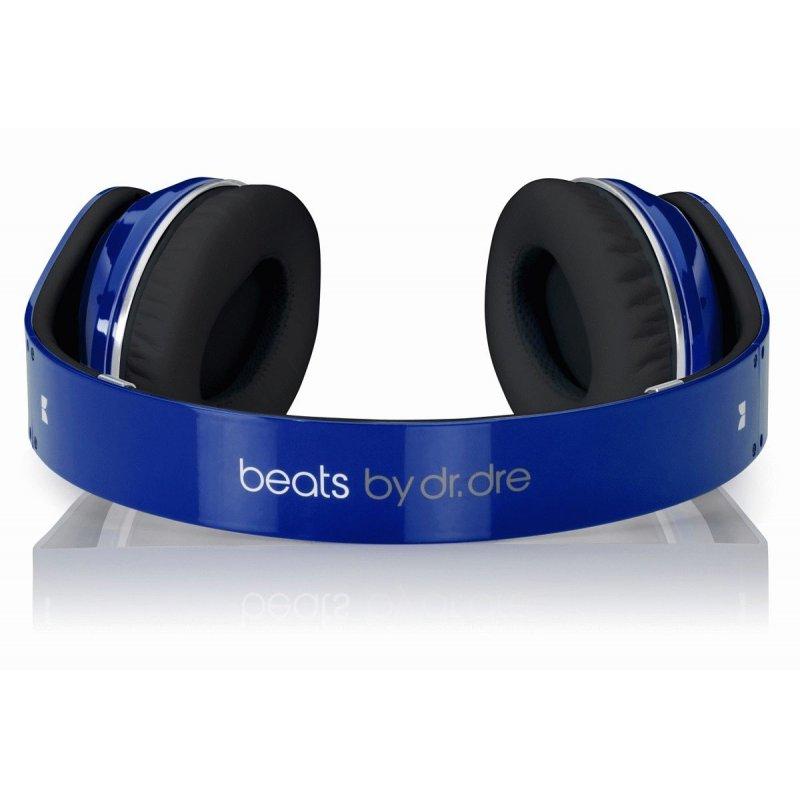 Monster Beats by Dr. Dre Studio Blue