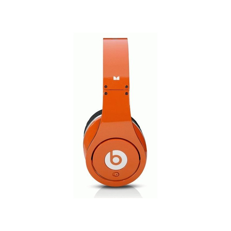 Monster Beats by Dr. Dre Studio Orange