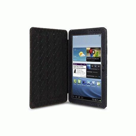 Кожаный чехол Melkco (KT) для Samsung Galaxy Tab 2 10.1 P5100 Black
