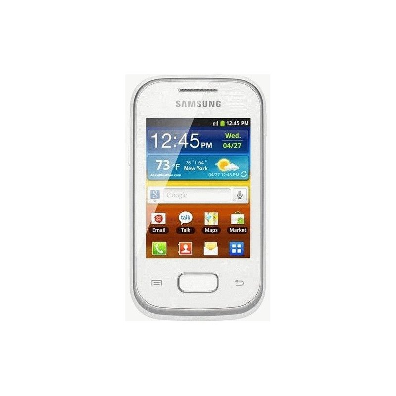 Samsung Galaxy Pocket Dual Sim S5302 White