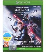 Игра Star Wars Jedi: Fallen Order (Xbox One, Русская версия)
