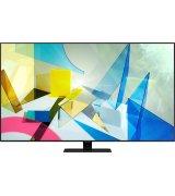 """Телевизор Samsung QLED 4K Silver 65"""" (QE65Q80TAUXUA)"""