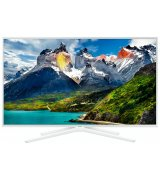 "Телевизор Samsung LED FHD White 49"" (UE49N5510AUXUA)"