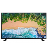 "Телевизор Samsung LED 4K Black 55"" (UE55NU7090UXUA)"