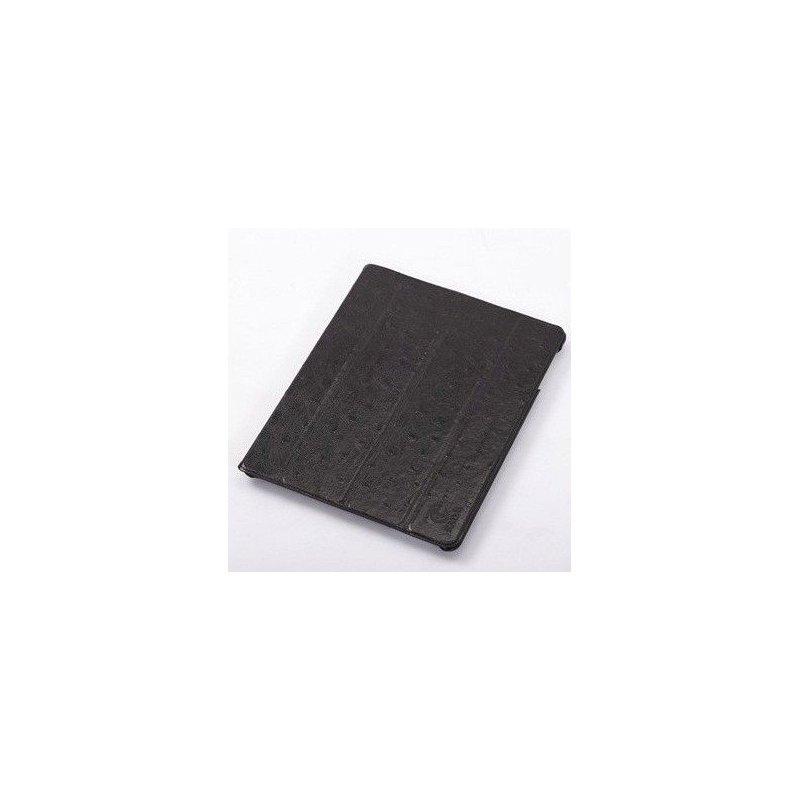 Чехол RADA из страусинной кожи для iPad 2/iPad 3 Black