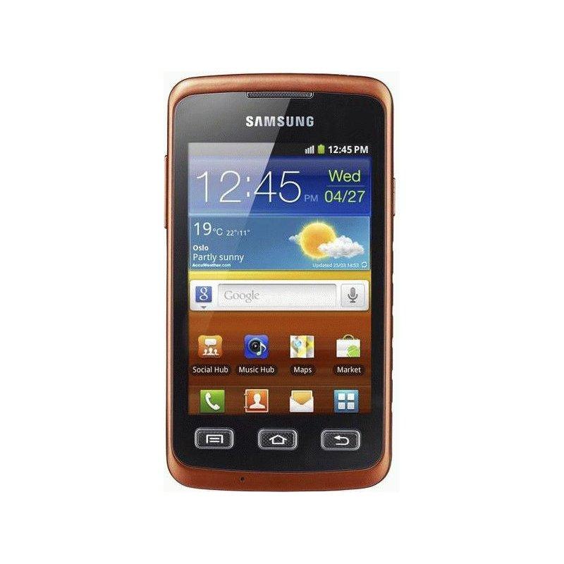Samsung S5690 Galaxy Xcover Black Orange