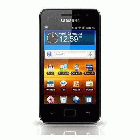 Samsung Galaxy S Wi-Fi 3.6 8Gb Black