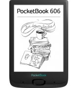 Электронная книга PocketBook 606 Black (PB606-E-CIS)