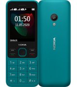 Nokia 150 (TA-1235) 2020 DualSim Cyan