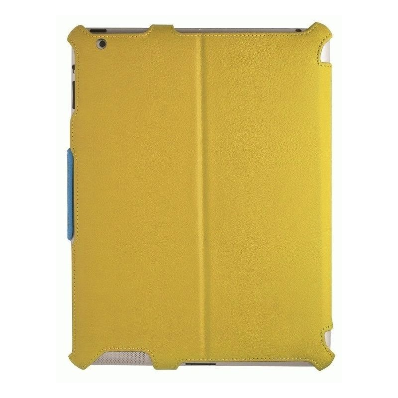 Чехол Viva Madrid Mulcaso Vibrante для iPad 2/New iPad 3 Yellow