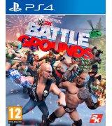Игра WWE 2K Battlegrounds (PS4, Английская версия)
