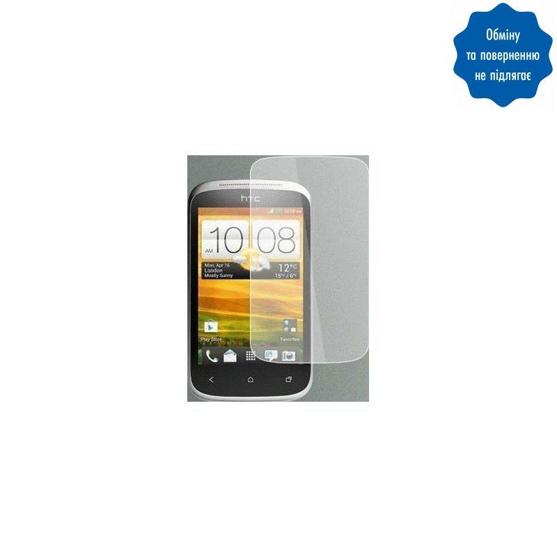 Защитная плёнка для HTC Desire C A320e глянцевая