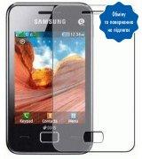 Защитная плёнка для Samsung S5222 Star 3 Duos глянцевая