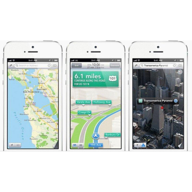 Apple iPhone 5 16Gb White