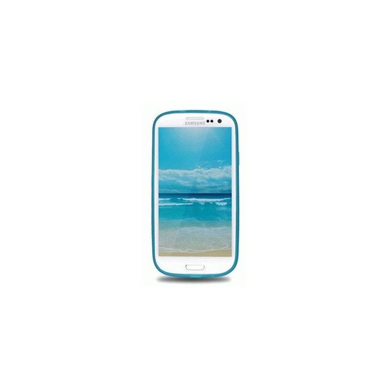 Yoobao накладка TPU Skin Cover для Samsung i9300 Galaxy S 3 Black