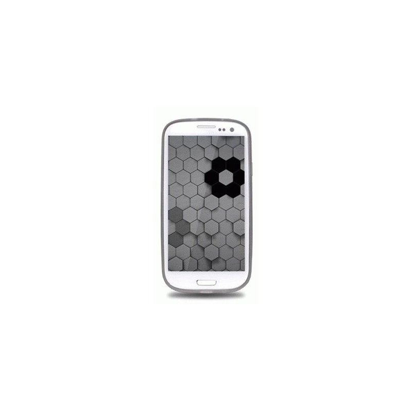 Yoobao накладка TPU Skin Cover для Samsung i9300 Galaxy S 3 White