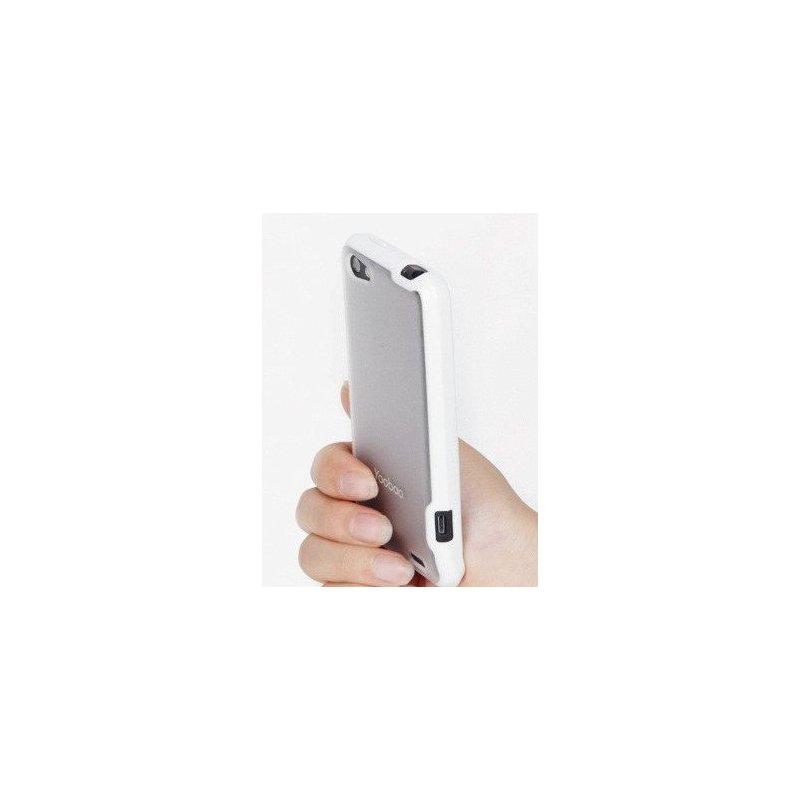 Yoobao накладка TPU Skin Cover для HTC One V T320e White