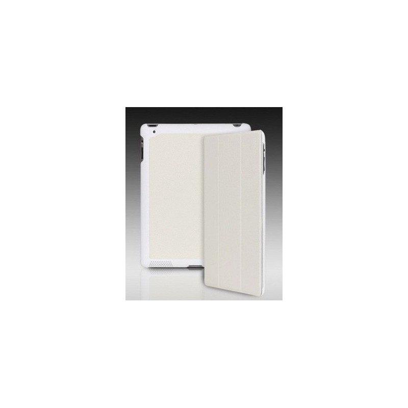 Yoobao iSlim Leather Case для Apple iPad 2/iPad 3 White