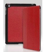 Yoobao iSlim Leather Case для Apple iPad 2/iPad 3 Red