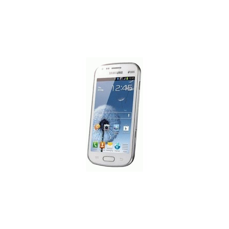 Samsung Galaxy S Duos S7562 Pure White