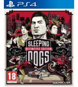 Игра Sleeping Dogs: Definitive Edition (PS4, Английская версия)