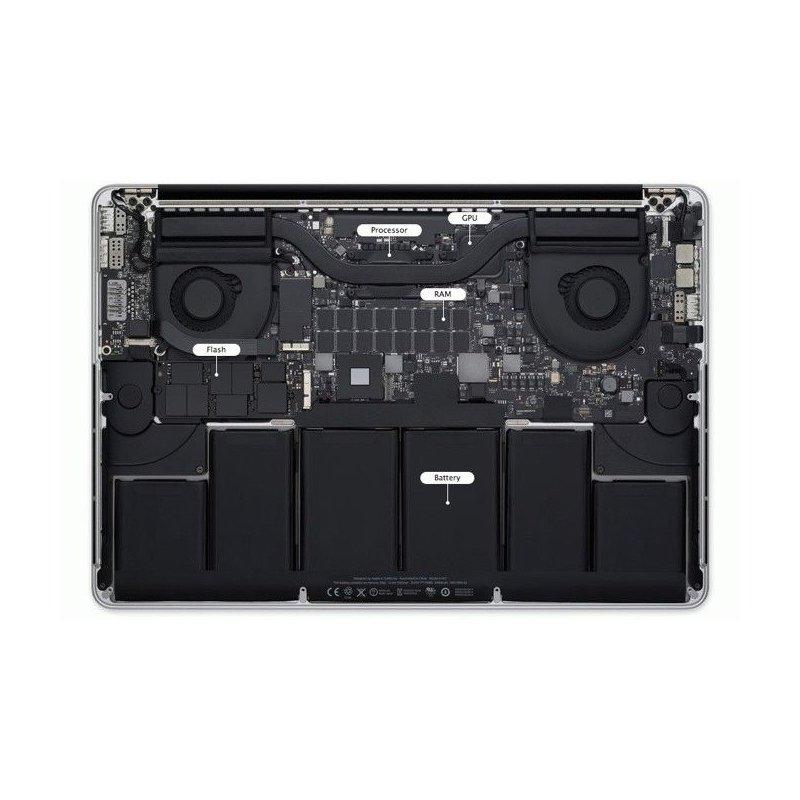 Apple MacBook Pro (MC976) with Retina Display