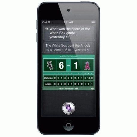 Apple iPod touch 5Gen 64Gb Black & Slate (MD724)