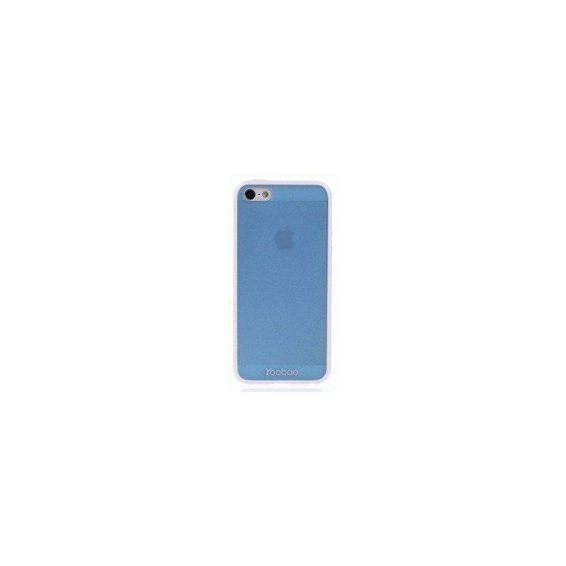 Yoobao накладка TPU Skin Cover для iPhone 5 Blue