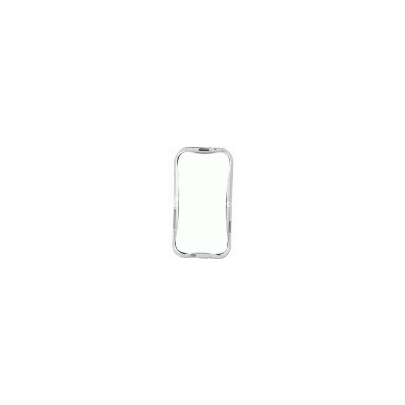 Бампер для Samsung Galaxy S3 i9300 Bumper Clear-White