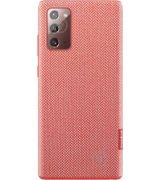 Чехол Samsung Kvadrat Cover для Galaxy Note 20 (N980) Red (EF-XN980FREGRU)