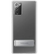 Чехол Samsung Clear Standing Cover для Galaxy Note 20 (N980) Transparent (EF-JN980CTEGRU)