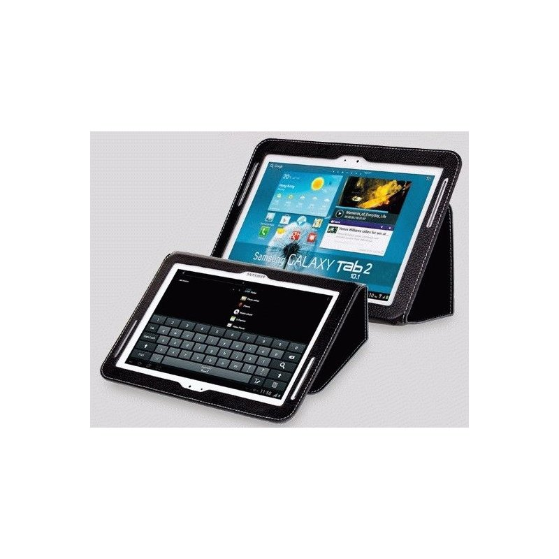 Кожаный чехол Yoobao iSmart для Samsung Galaxy Tab2 P5100 Black