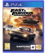 Игра Форсаж: Перекрестки (Fast and Furious Crossroads) (PS4, Русские субтитры)