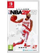 Игра NBA 2K21 (Nintendo Switch, Английская версия)