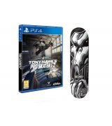 Игра Tony Hawk's Pro Skater 1 + 2. Collector's Edition (PS4, Английская версия)