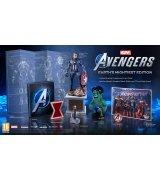 Игра Marvel's Avengers. Величайшее издание Земли (Xbox One, Русская версия)