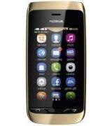 Nokia Asha 308 Gold