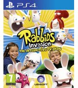 Игра Rabbids Invasion (PS4). Уценка!