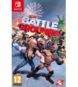 Игра WWE 2K Battlegrounds (Nintendo Switch, Английская версия)