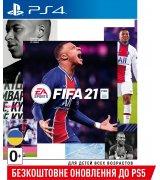 Игра FIFA 21 (PS4, Русская версия)