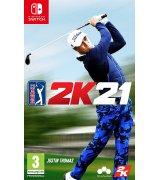 Игра PGA Tour 2K21 (Nintendo Switch, Английская версия)